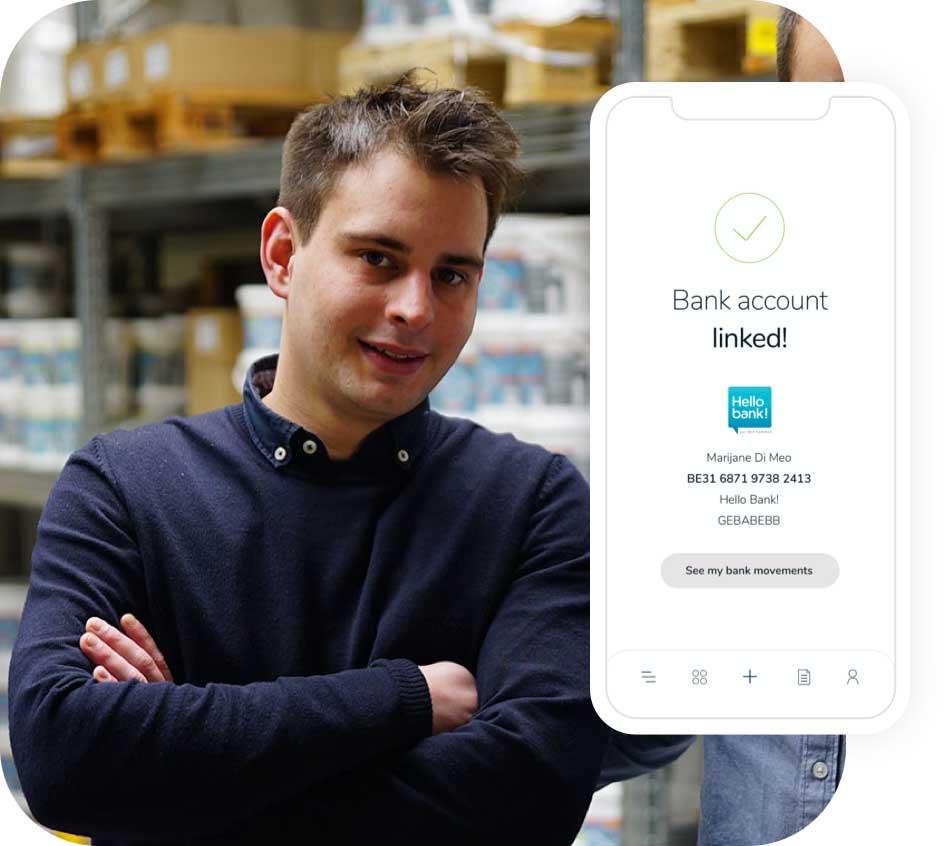 optim guy bankingapp